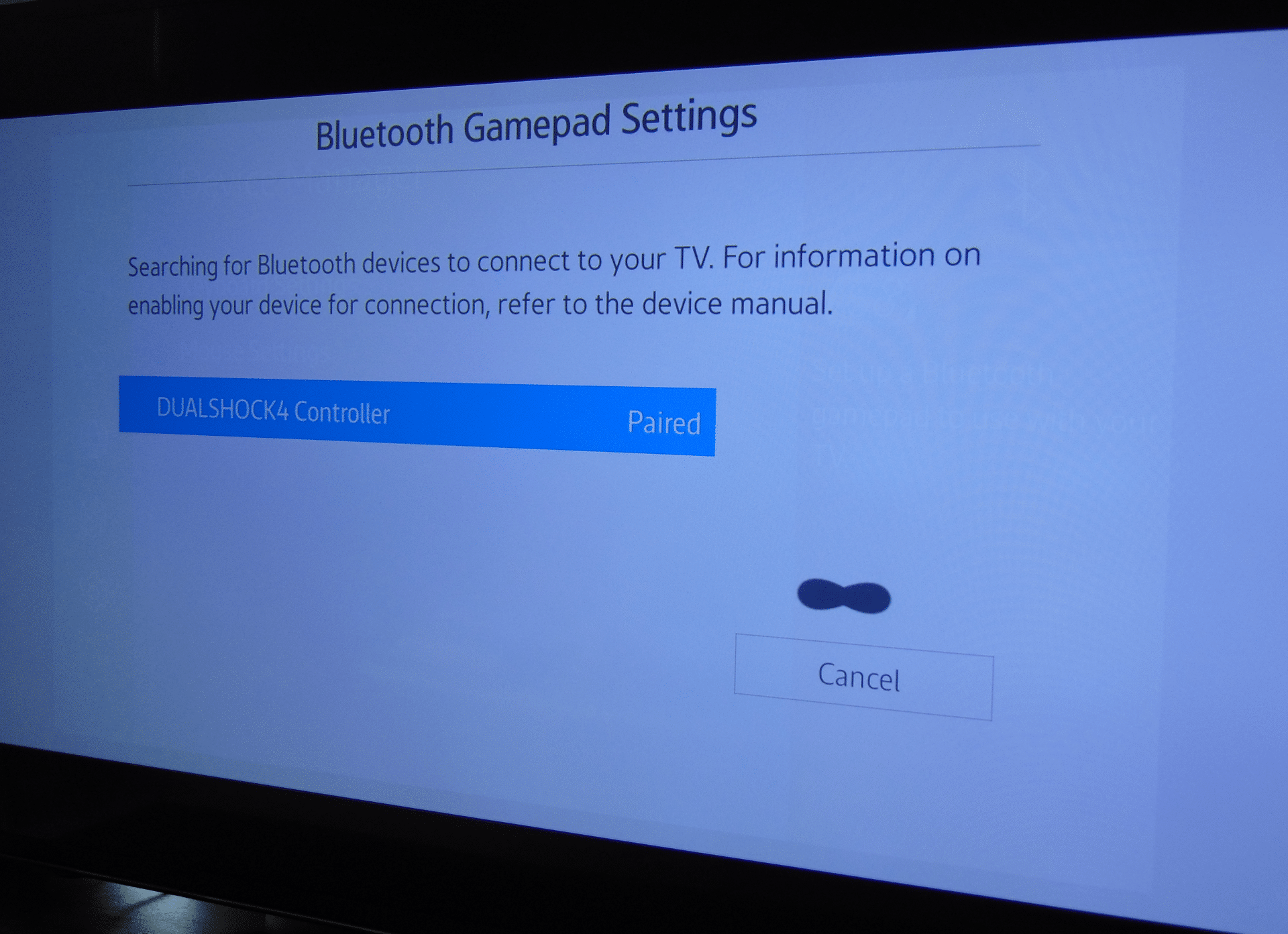 How to connect a PS4 controller to your Samsung smart TV